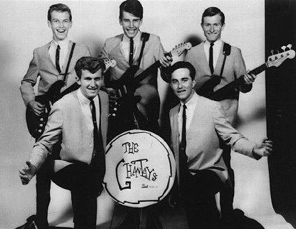 Музыкальные хиты с начала 60 гг